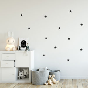 vinilos estrellas MrMint infantil habitacion ninos