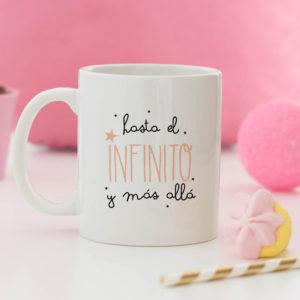 regalo taza personalizada Mrmint infinito