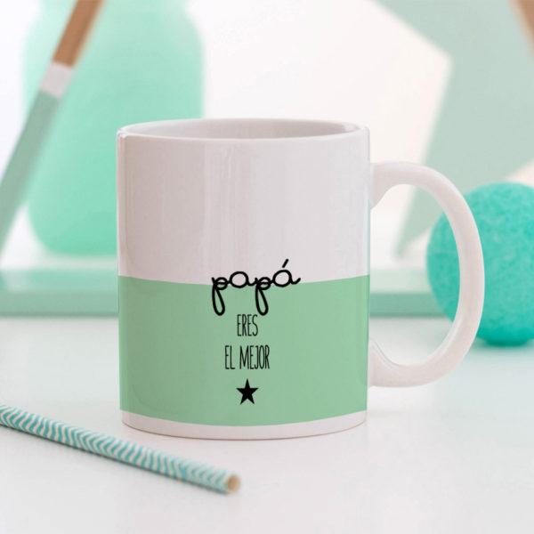 regalo taza personalizada Mrmint papa
