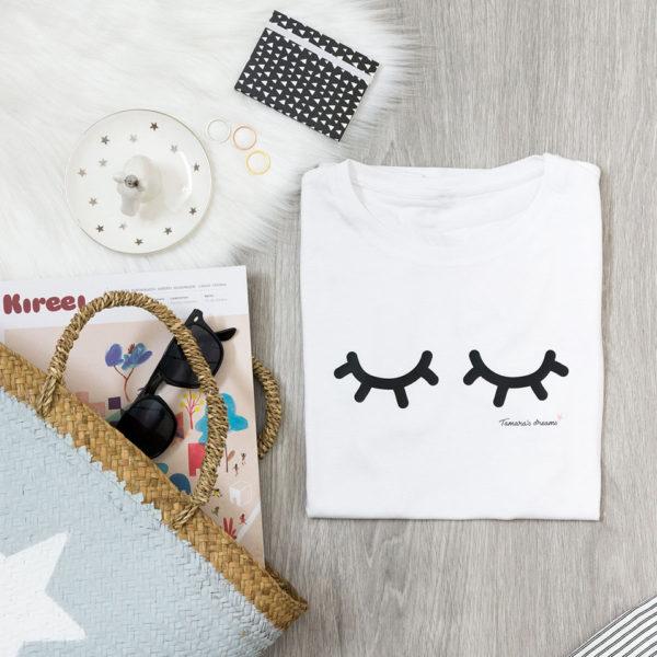 camiseta personalizada pestanas Mrmint