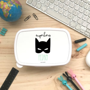 tupper cole personalizado batman