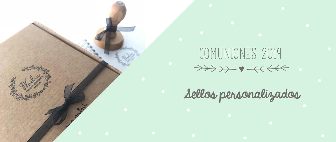 slider comuniones sellos personalizados