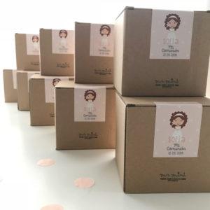 detalles regalos comunion baratos personalizados
