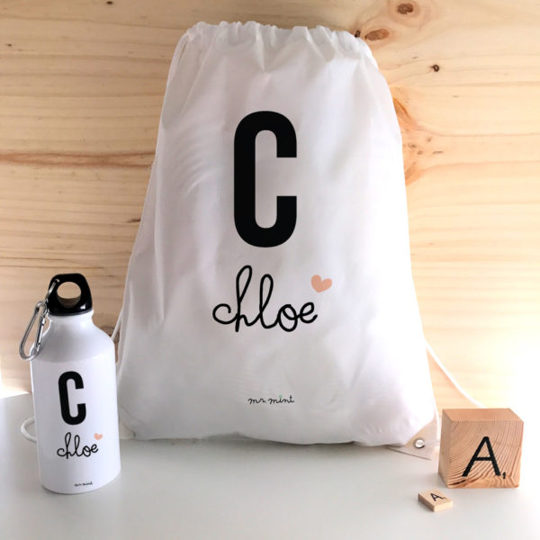 pack cole inicial personalizado