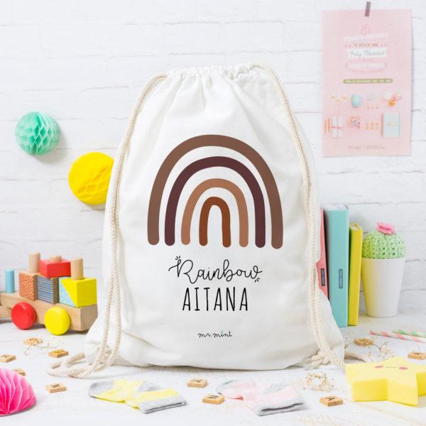 MrMint mochila personalizada arcoiris