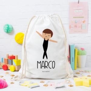MrMint mochila personalizada bailarin