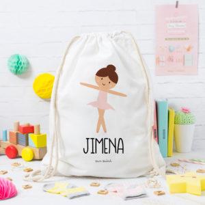 MrMint mochila personalizada bailarina