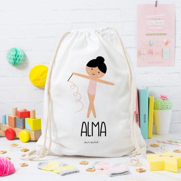 MrMint mochila personalizada gimnasta