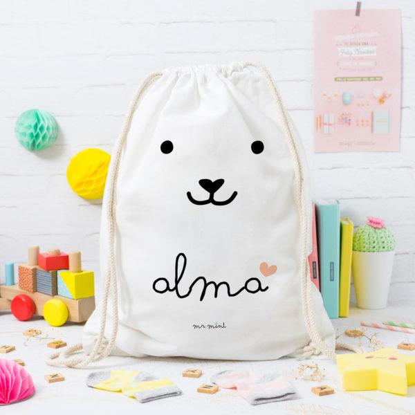 MrMint mochila personalizada osito