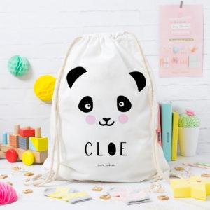 MrMint mochila personalizada panda