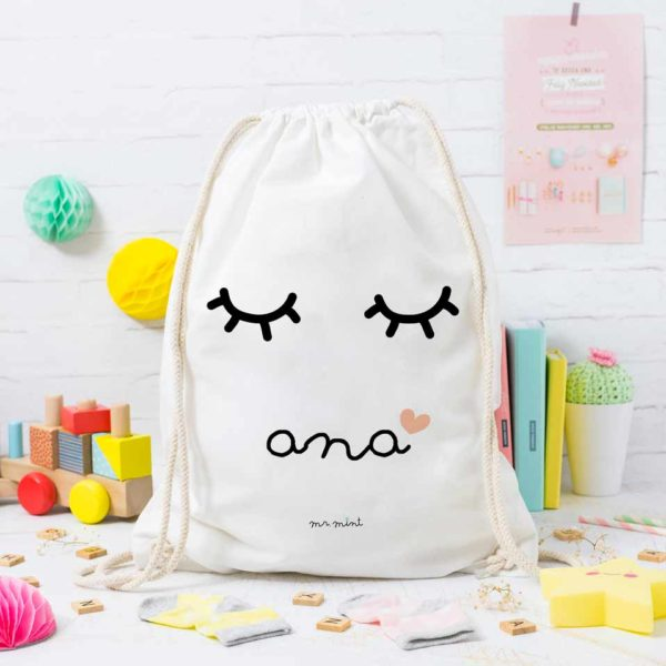 MrMint mochila personalizada pestañas