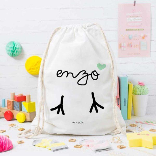 MrMint mochila personalizada pollito