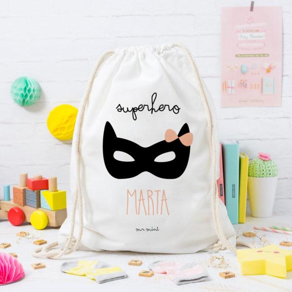 MrMint mochila personalizada señora batman