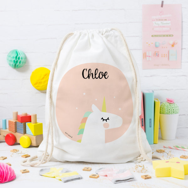 MrMint mochila personalizada unicornio