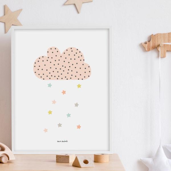 lamina personalizada Mrmint lluvia