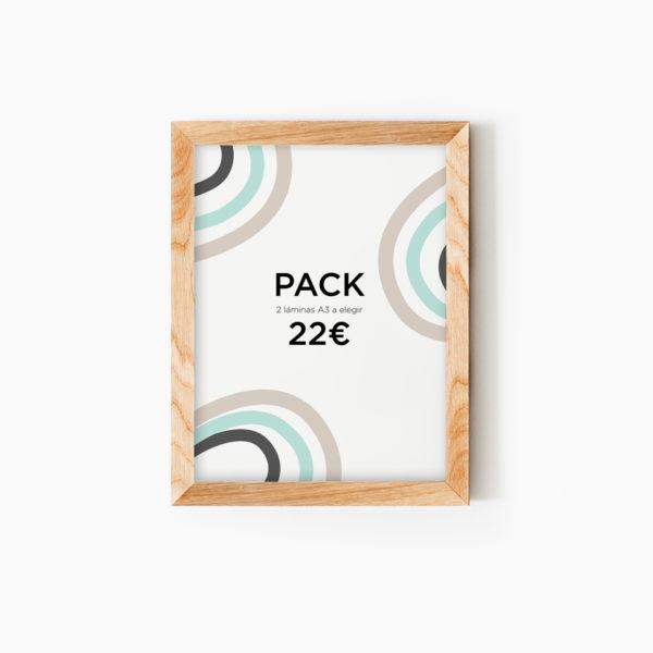 Pack Laminas A3 MrMint personalizadas