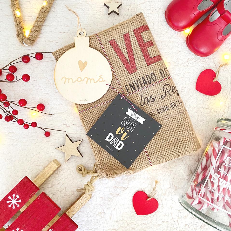 Navidad MrMint productos personalizados