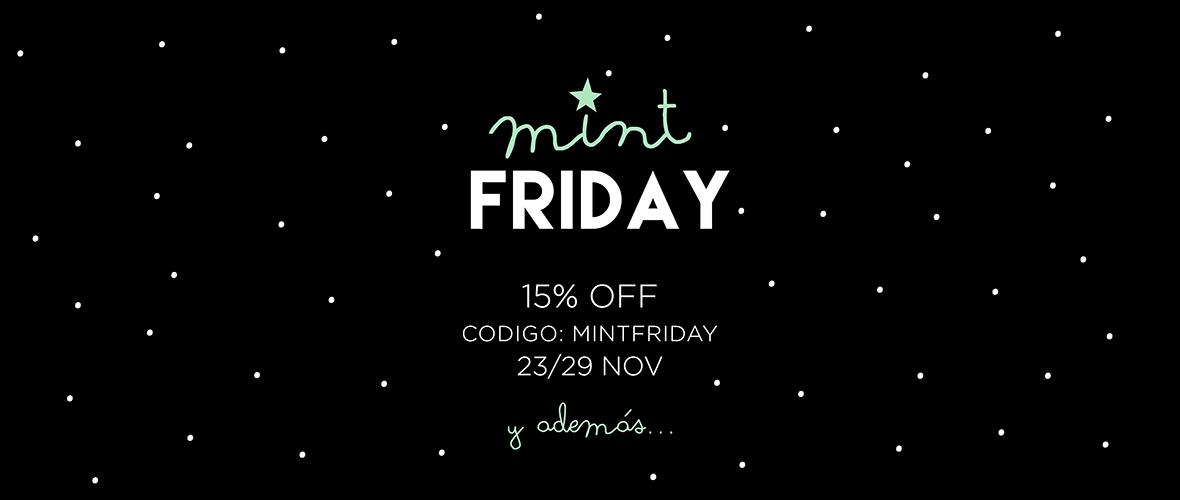 slider black friday Mr Mint