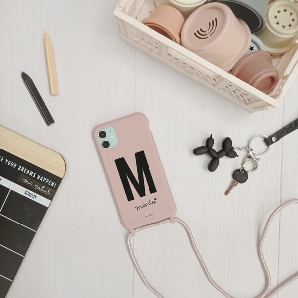 carcasa movil iphone mrmint personalizada