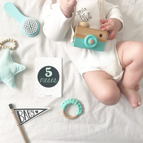babycards tarjetas bebe mrmint personalizadas