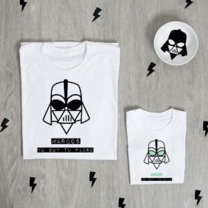 pack camisetas dia padre personalizadas