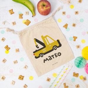 bolsas almuerzo coches personalizados MrMint