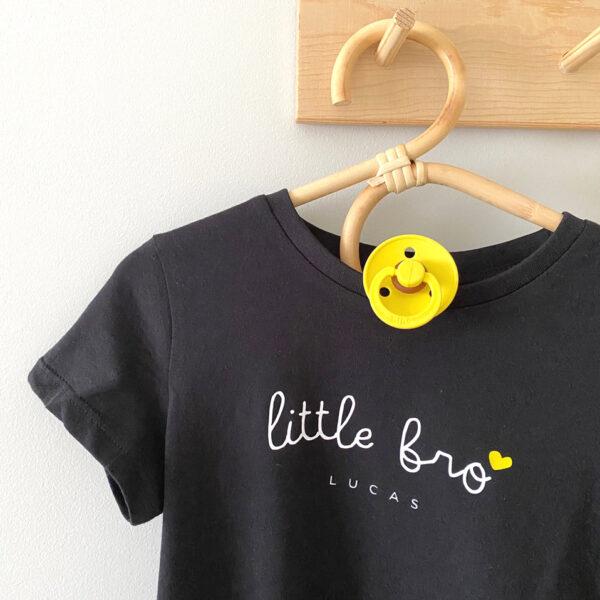 camisetas hermano mayor mrmint personalizadas