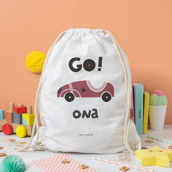 mochilas cole coches personalizados MrMint